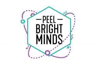 Peel Bright Minds logo