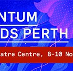 Quantum Words Perth banner